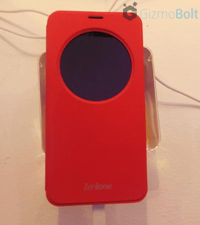 Asus Zenfone 2 view flip cover