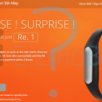 Xiaomi Mi Band sold/out of stock in less than 1 second – Marketing Stunt?