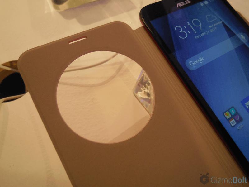 Asus Zenfone 2 Flip Cover Review