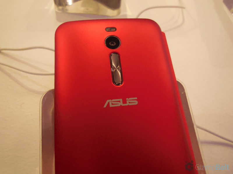 Zenfone 2 View Flip Cover Review hands on