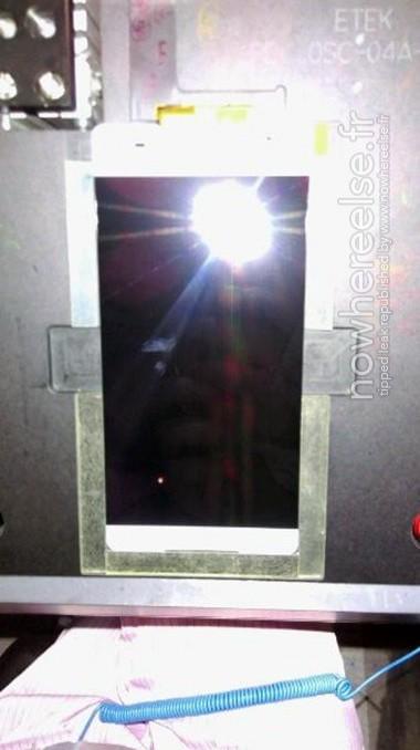 White Sony Lavender Pic leaked