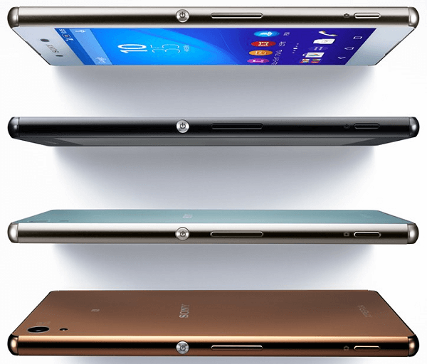 Xperia Z4 402SO launched in Japan