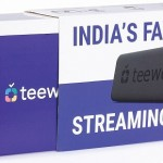 Teewe 2 launched in India at price Rs 2399 –  Media Streaming Stick from Mango Man