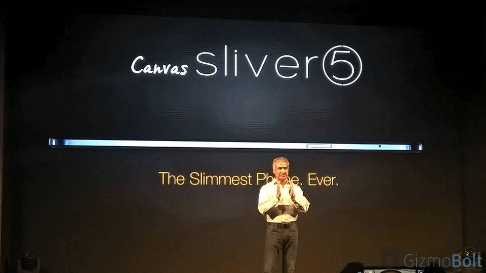 Canvas Sliver 5 Launch in India