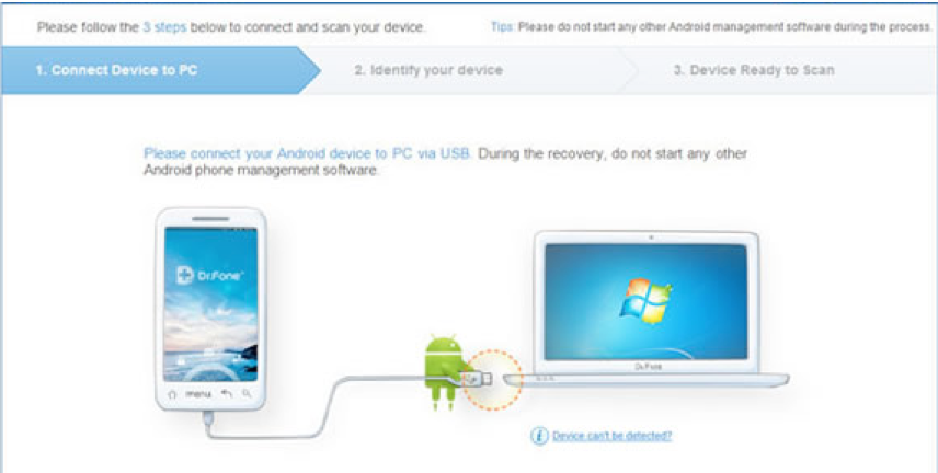 How to Recover Deleted or Lost Text Messages from Android Phone
