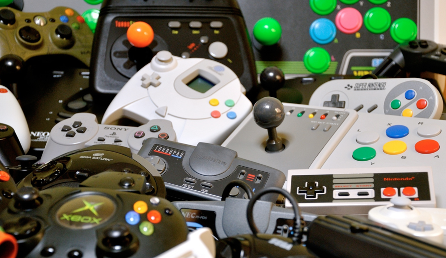 re-emergence of retro gaming