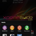 New Media Apps in Xperia SL LT26ii Jelly Bean 6.2.B.0.200 fimrware