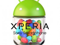 Sony Xperia Jelly Bean update