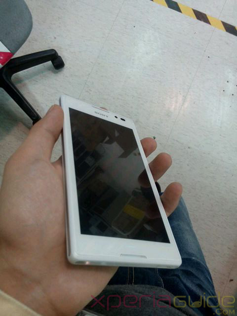 Sony Xperia S39h Model Photos Leaked 2013