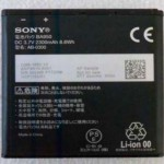 Xperia A SO-04E Dogo 2300mAH Battery