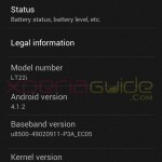 Xperia P Jelly bean 6.2.A.0.400 firmware