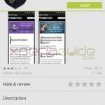 Xperia Privilege App Version 2.0 Update