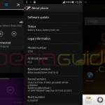 Xperia S/SL android 4.1.2 JellyBean firmware 6.2.B.0.197 LEAKS Install