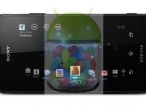 Xperia TX LT29i 9.1.B.0.411 Jelly Bean firmware Update Tutorial Steps