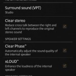 walkman settings of Jelly Bean 6.2.B.0.203 firmware for Xperia Ion