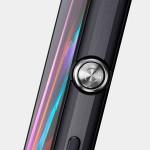 Aluminum button in Xperia Z Ultra