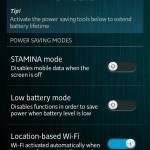 How to Port Xperia Z Stamina Mode to Xperia S, SL, Acro S, Ion ?