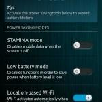 How to Port Xperia Z Stamina Mode to Xperia S, SL, Acro S, Ion ?