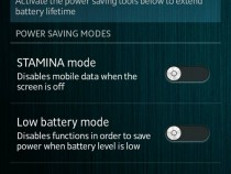 How to Port Xperia Z Stamina Mode to Xperia S, SL, Acro S, Ion