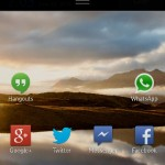 Quick settings option in Xperia ZL C6503 Android 4.2.2 Jelly Bean 10.3.A.0.423 firmware