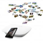 Share music via NFC in Sony Xperia Z Ultra