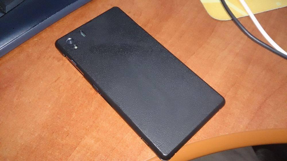 Sony Xperia Honami i1 Back