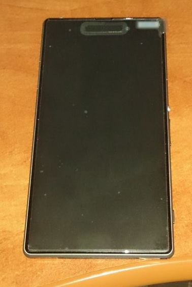 Sony Xperia Honami i1 Front