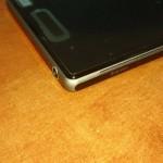 Sony Xperia Honami i1 Headphone jack