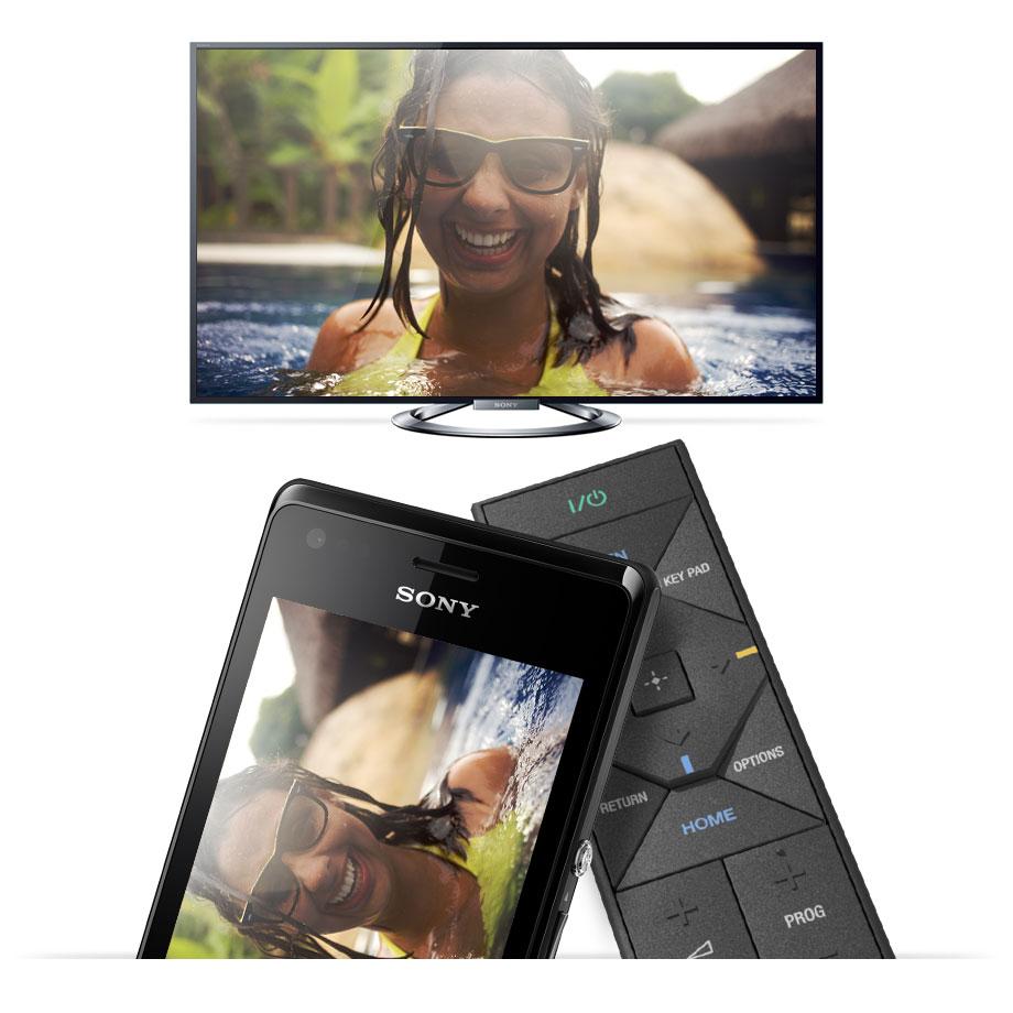 Xperia M Screen mirroring