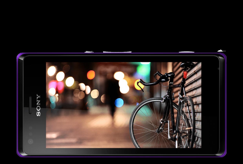 Xperia M Screen