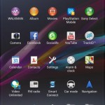 Xperia ZU Togari HomeScreen Notification Panel Screenshots Leaked