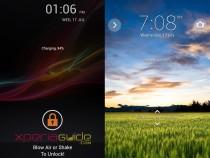 Canvas 4 Blow to Unlock App Lockscreen on Xperia Z C6602