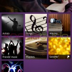 Music Unlimited settings inXperia Z Walkman 7.9.A.0.1app