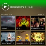 Xperia Z Movies 5.1.A.0.6. app New Layout