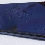 Xperia Z Screen wet dut to water spill