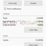 Xperia ZU Album version 5.0.A.0.6 app