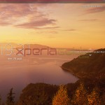 Lockscreen on Sony Xperia Tablet Z SGP311 Android 4.2.2 10.3.1.C.0.136 firmware