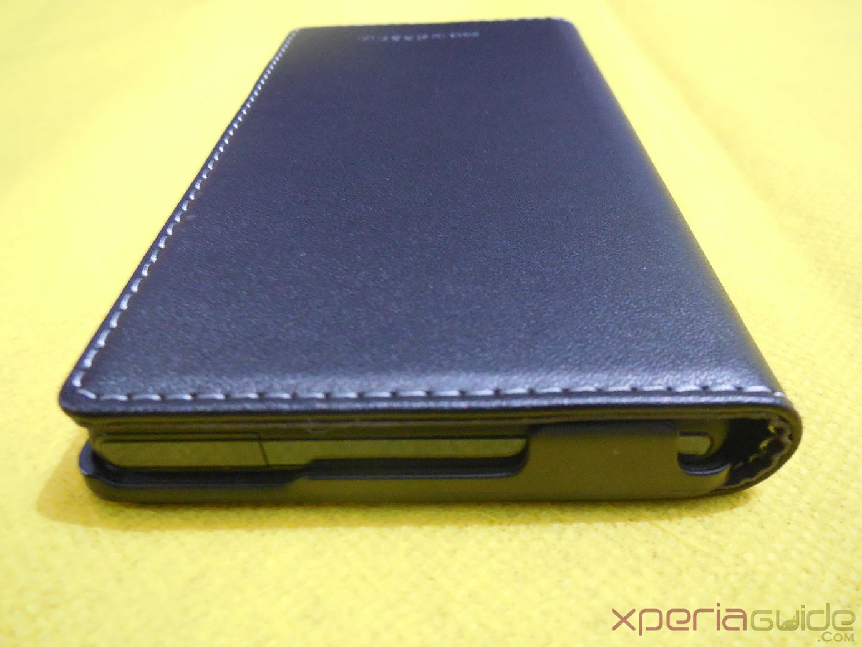 Lower Portion - Xperia Z flip Case by Roxfit