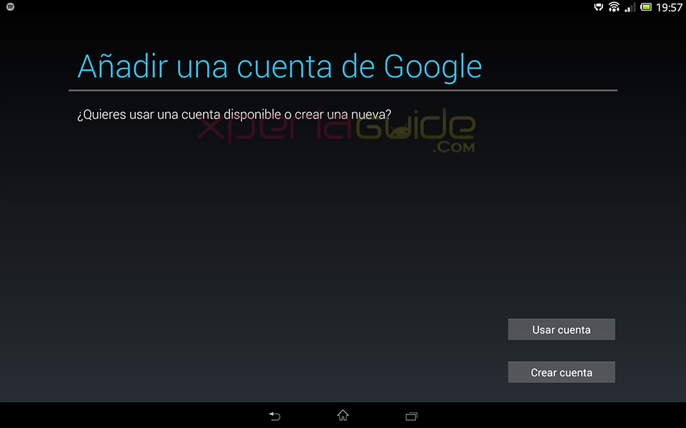 Multi User Accoutn Option in Xperia Tablet Z SGP321 Android 4.2.2 10.3.1.A.0.244 firmware