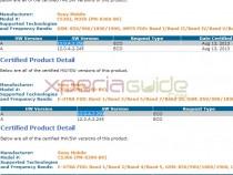 PTCRB certified Xperia SP C5302, C5303 C5306 12.0.A.2.250 firmware - Update