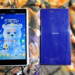 Purple Xperia Z Ultra C6802