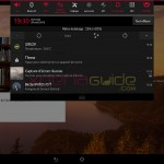 Quick Settings options in Xperia Tablet Z SGP311 Android 4.2.2 10.3.1.C.0.136 firmware