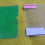 Roxfit Screen Guard Vs Anti-Shock Screen Protector Scratch Guard For Sony Xperia Z
