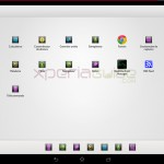 Small Apps in Xperia Tablet Z SGP311 Android 4.2.2 10.3.1.C.0.136 firmware