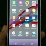Xperia Honami images leaked exposing speaker and side profile before Launch