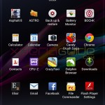Xperia Launcher in Xperia Z Ultra C6802 14.1.B.1.510 firmware