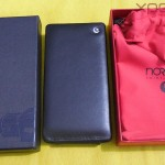 Xperia SP Leather Case by Noreve