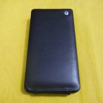 Xperia SP Leather Case by Noreve Front