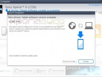 Xperia S,SL,Acro S 6.2.B.1.96 firmware update via PC Companion
