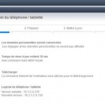Xperia Tablet Z SGP311 Android 4.2.2 10.3.1.C.0.136 firmware update via PC Companion